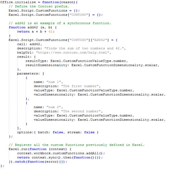 JavaScript-Beispieldatei reduzieren