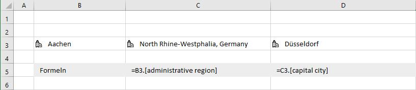 Formeln zu den Ebenen im Wolfram-Datentyp für Orte