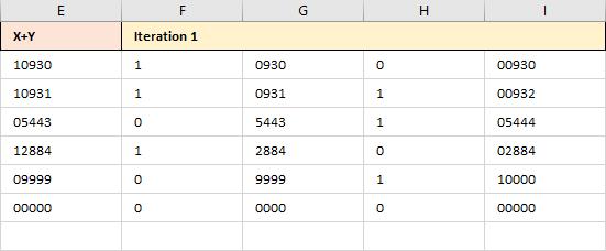 LNUM.SUM Retrieve carray values